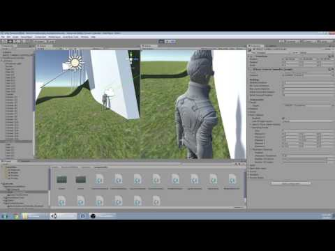 Unity3D Asset: Third Person Camera(s)