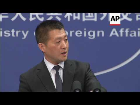 China: US has made positive remarks on Korea