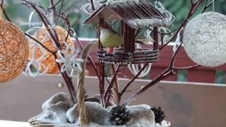 Boże Narodzenie dekoracje domowej roboty Christmas handmade