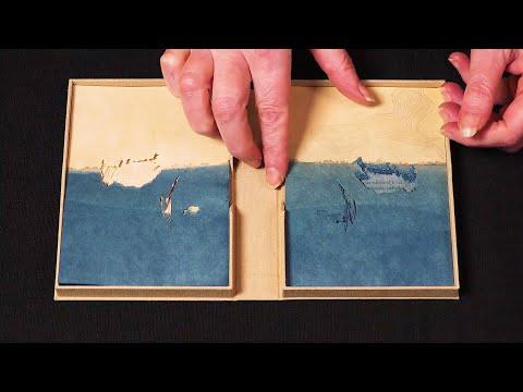 Water Is... - Artist's Books Unshelved
