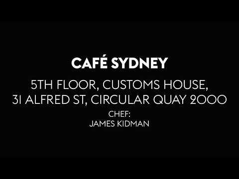 Cafe Sydney, Restaurant Review
