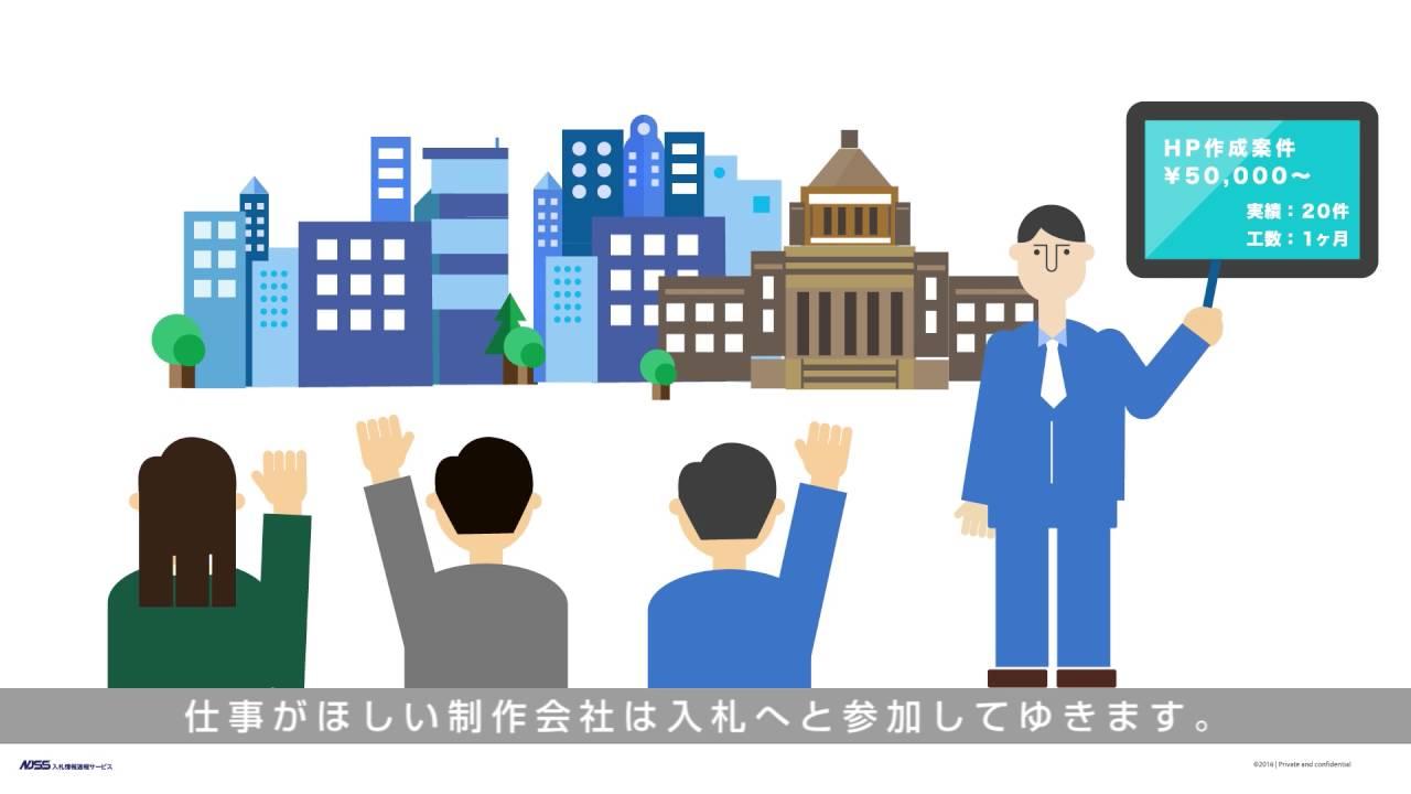 3分で解説!官公庁自治体の入札...