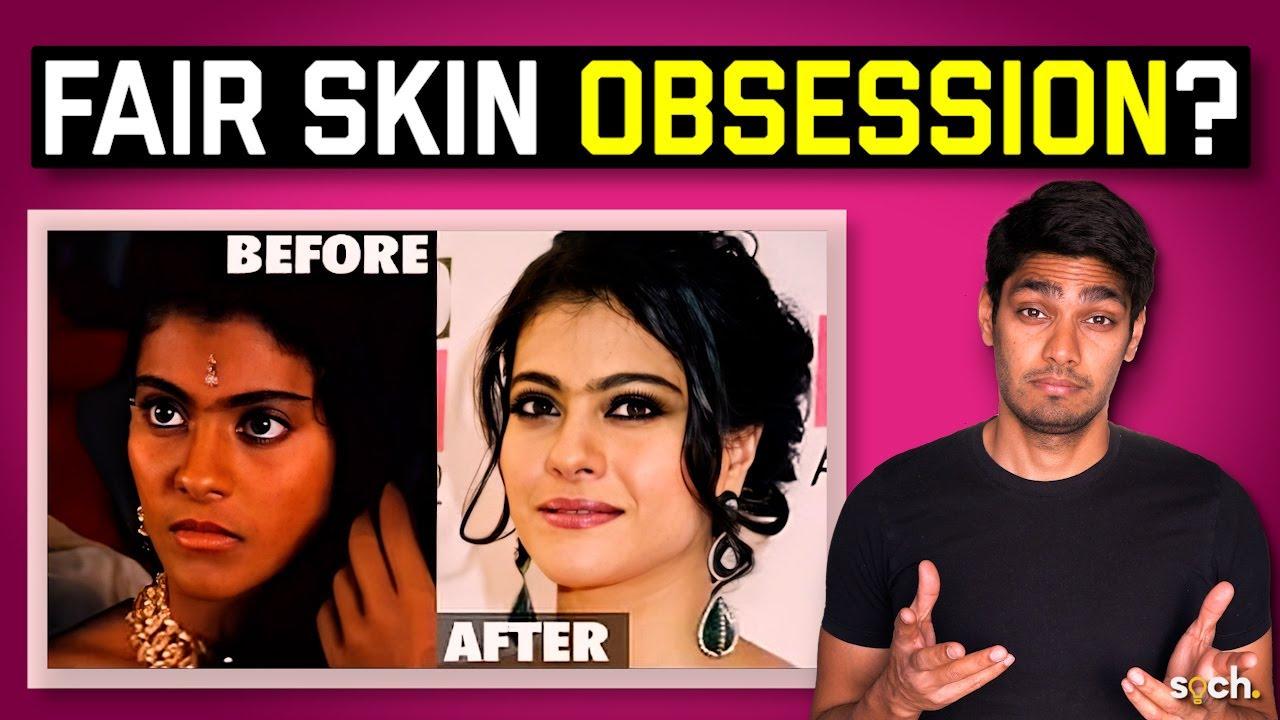 Gora gora rang: Why do Indians love fair skin so much? - YouTube