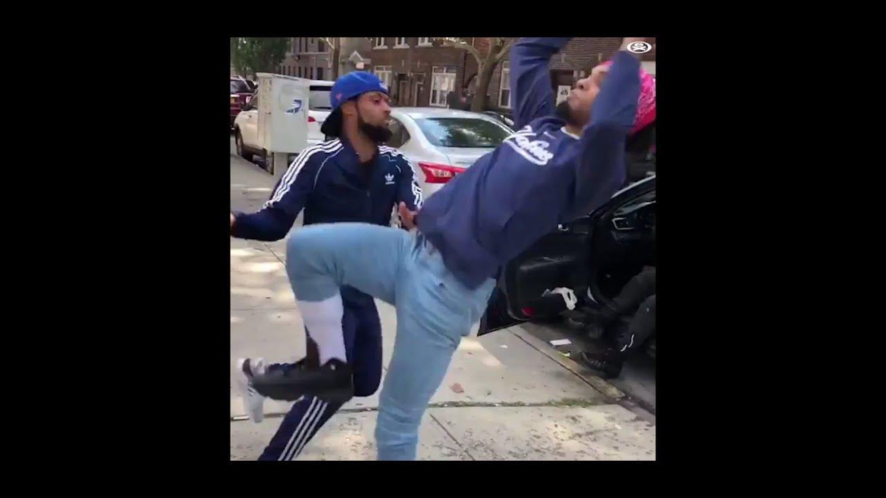 رقص بريك دانس خطير 2018