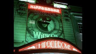 Wicked UK & Ireland Tour Opening Night at Bristol Hippodrome