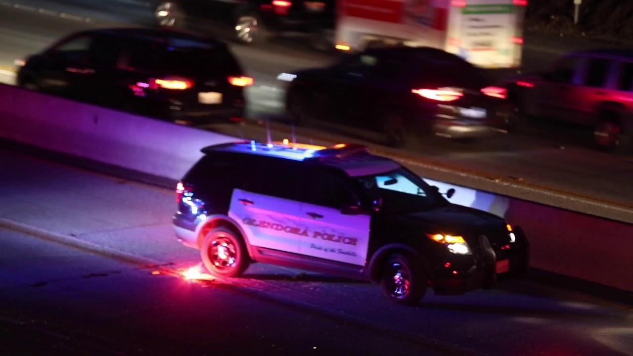 Fatal crash shuts down 210 Freeway in Glendora