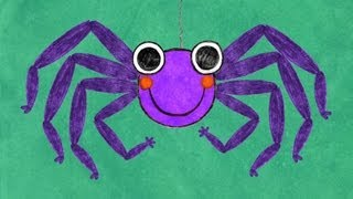 incy wincy spider (itsy bitsy spider) - nursery rhymes and children's songs