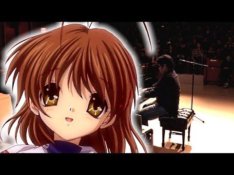 Clannad OST - Nagisa ~Warm Piano Arrange~ (New York LIVE 2016)
