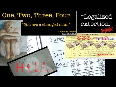 """Legalized extortion."" - CENSORED - Part 2 of 5 