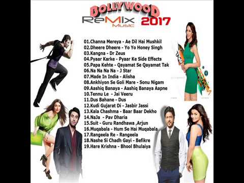 Bollywood Dance Mix 2017 (HindiRnB,Tropical,Reggaeton)(Hindi Dance Mix) (Hindi Mashup) - Dj Kush