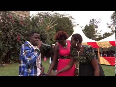 "NIQQO JAY PERFOEMING ""YENG'O MAAN"" LIVE IN NAIROBI CITY...."