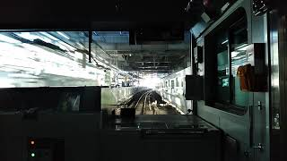 【京浜東北線の快速と並走・追い抜かれ】JR山手線E235系|浜松町→有楽町
