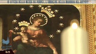 L'immagine della Madonna del Rosario di Pompei