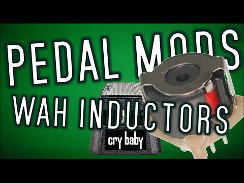 Dunlop Cry Baby Vs Vox V847 Wah Demo Hd Audio Doovi
