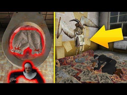 НОВЫЕ ТРУСЫ В МОНАХИНЕ! НОВЫЙ РЕЖИМ ПРИЗРАК МОНАХИНЯ!  - The Nun   Монахиня   Evil Nun