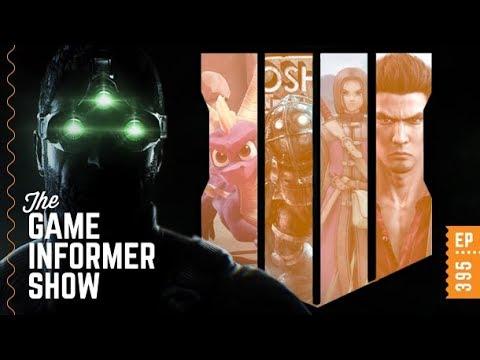 GI Show – Black Ops 4, New BioShock, GI Internships
