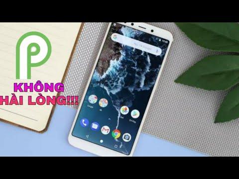 Đánh giá Android 9 Pie trên Xiaomi Mi A2: Một số thứ chưa hài lòng!!!