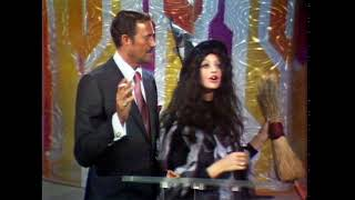 Witchy Laugh In News | Rowan & Martin's Laugh-In | George Schlatter