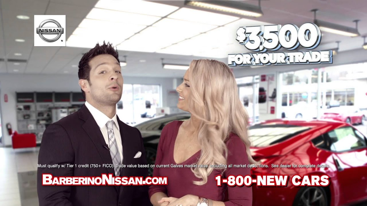 Barberino Nissan Labor Day Cash Junkers Youtube