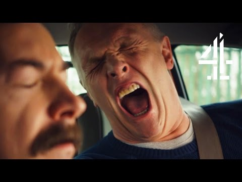 Greg Davies Lip Syncs Kelly Clarkson's 'Because Of You' | Man Down | Series 3 Episode 5 (Outtakes)