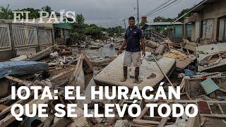 HONDURAS | Iota, el huracán que se llevó todo
