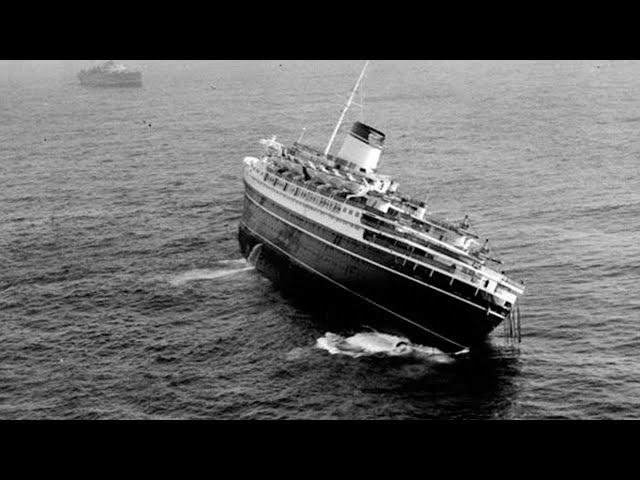 Il naufragio della Andrea Doria
