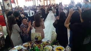 Танец Жениха и Невесты в зале Престиж Каспийск