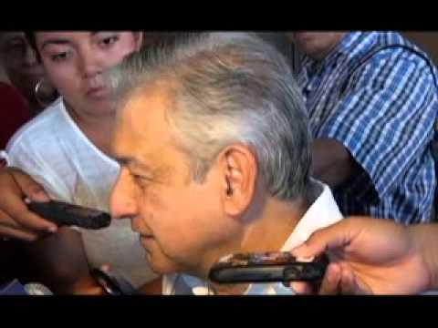 Arremete López Obrador contra Alejandro Moreno Cárdenas