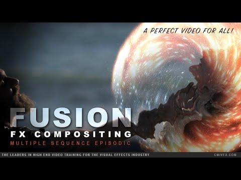 cmiVFX Blackmagic Design Fusion FX Compositing