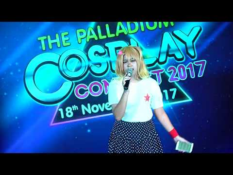 171118【Free Stage Anime Song】JUN @ The Palladium Cosplay Contest 2017