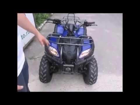 Квадроцикл ABM APACHE 200 motocycly.ru