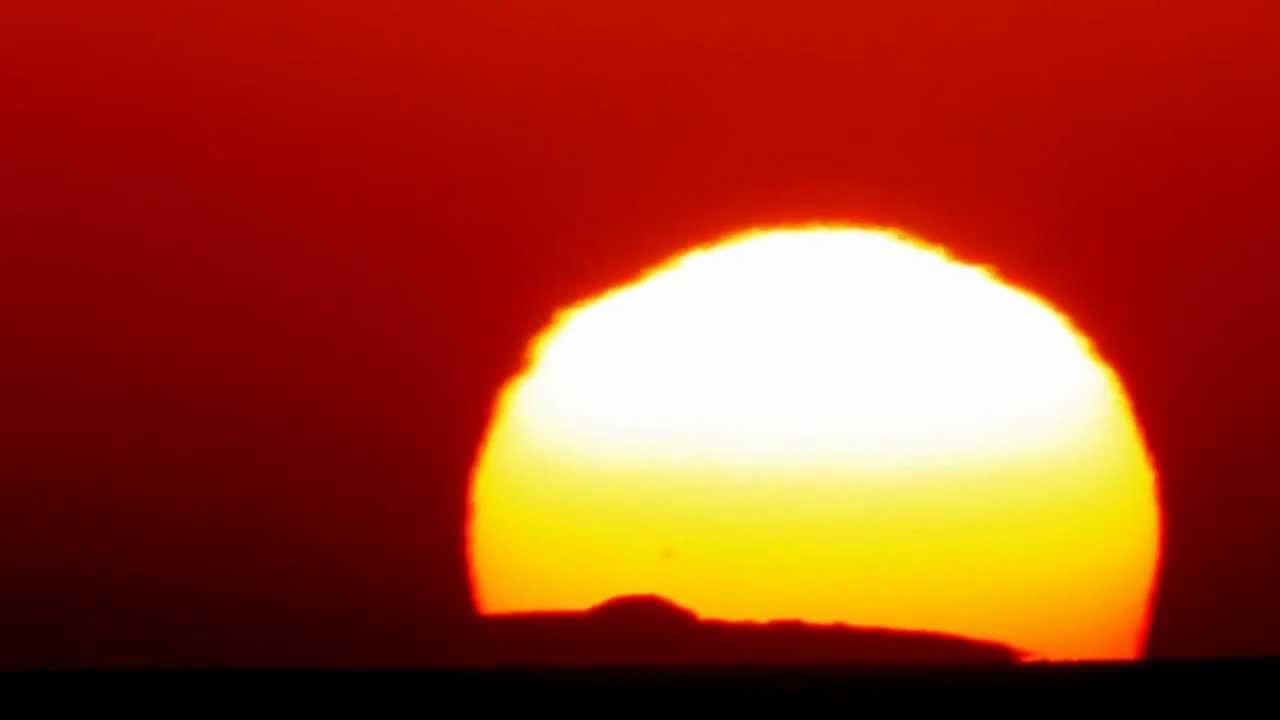 El Medano Sunrise anim...