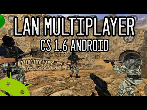 How To Play LAN Multiplayer On CS 1.6 Android - Easy Tutorial 2020