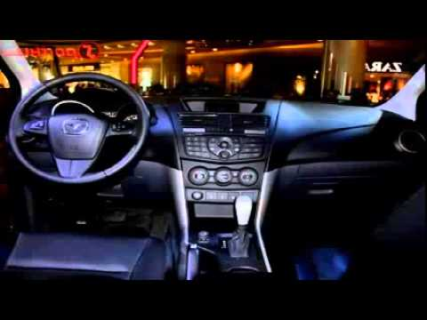 Mazda Bt 50 Interior Youtube