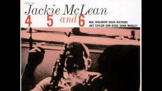 Jackie McLean - Why Was I Born?