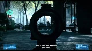 Battlefield 3 Achievements - The professional