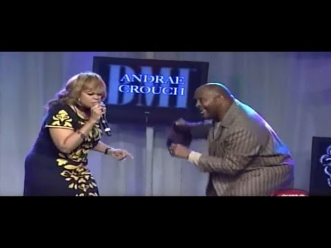 Marvin Winans & Karen Clark-Sheard - Jesus Is Lord - Tribute to Andrae Crouch