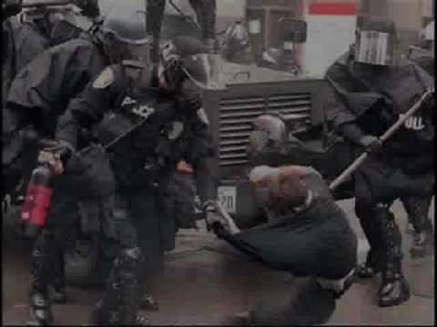 Police State - Johnny Cash - I Won't Back Down