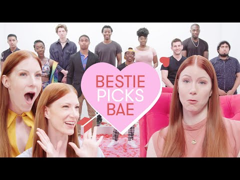 I Let My (Identical Triplet) Sisters Pick My Bae: Ani | Bestie Picks Bae