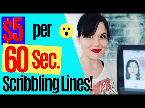 Making Money Online Painting Lines – Easy Online Jobs