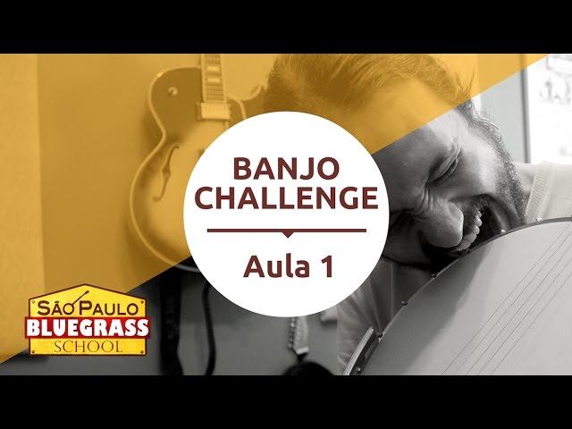 Banjo Challenge - Aula 1