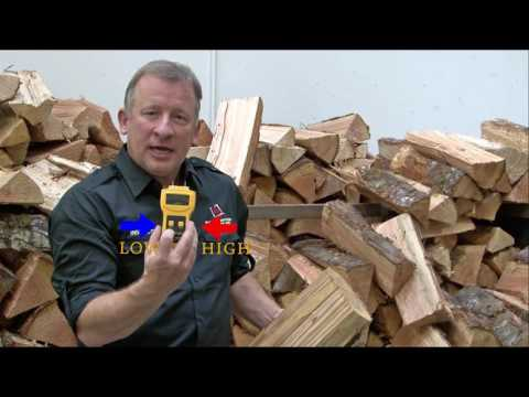How to Use the Moisture Meter with your Fireplace Xtrordianir Wood Burning Fireplace