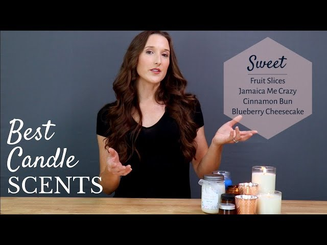 Best Fragrances To Start Your Candle Business With