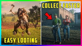 20 MUST KNOW Tips & Tricks That Will Make You The BEST Collector Role In Red Dead Online! (RDR2)