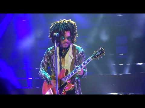 Lenny Kravitz, It Ain't Over 'Til It's Over, Raise Vibration, Ziggo Dome, Amsterdam