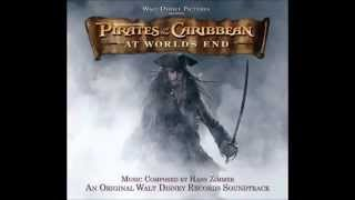 Pirates Of The Carribean At Worlds End FULL soundtrack