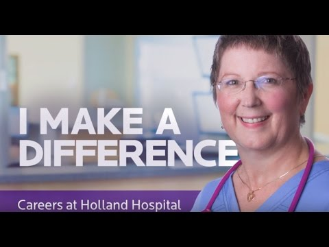 Patient Care Assistant: Holland Hospital Careers