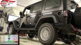 Jeep Wrangler Rubicon - чип-тюнинг WINDE.RU