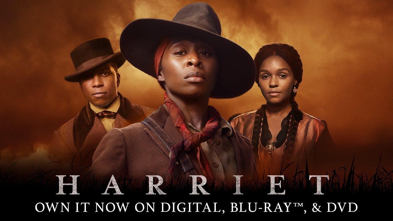 harriet trailer own it now on digital blu ray dvd