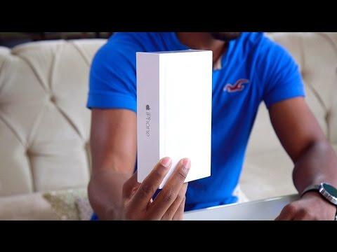 iPhone 6 Plus Unboxing!